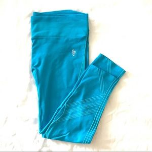 Ellie blue athletic workout capris